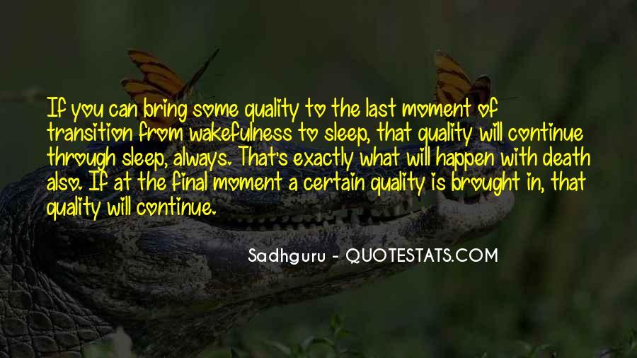 Sadhguru Quotes #1713050