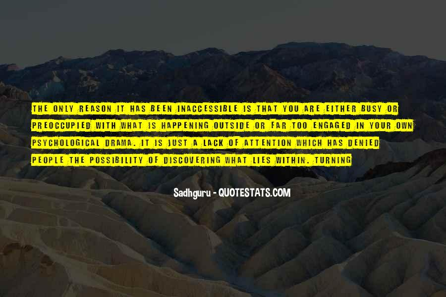 Sadhguru Quotes #258448