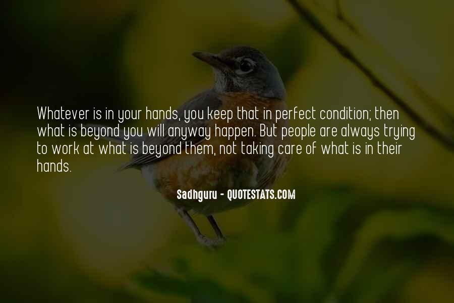 Sadhguru Quotes #475429