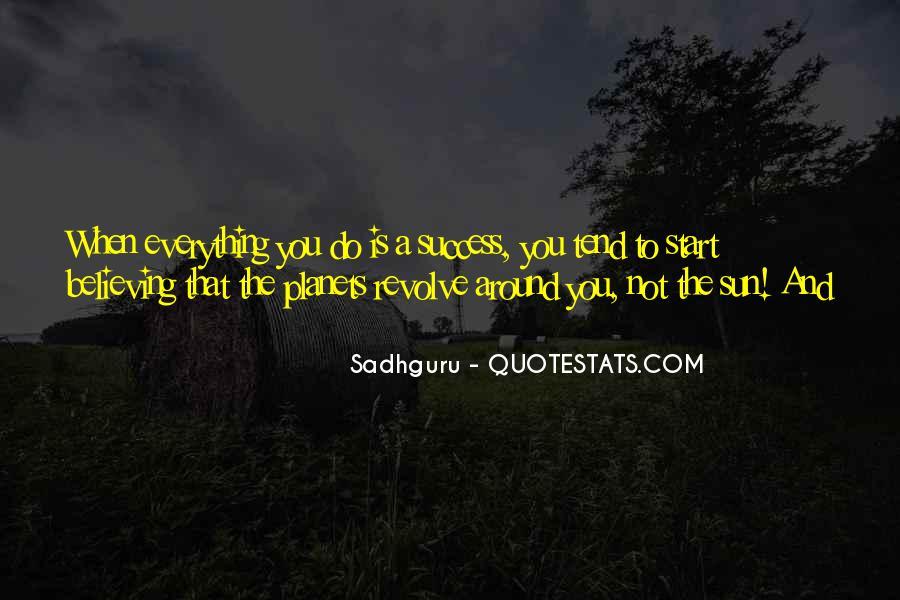Sadhguru Quotes #515170