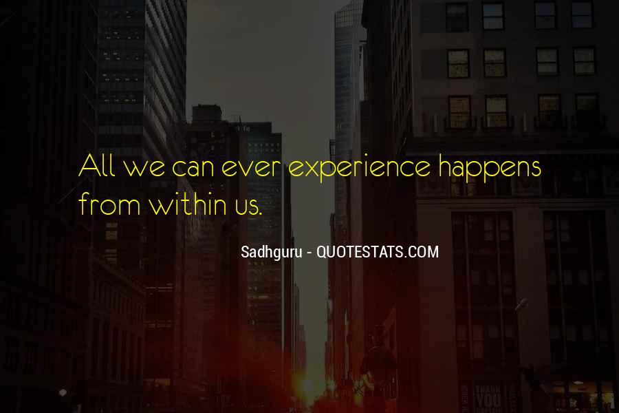 Sadhguru Quotes #605612