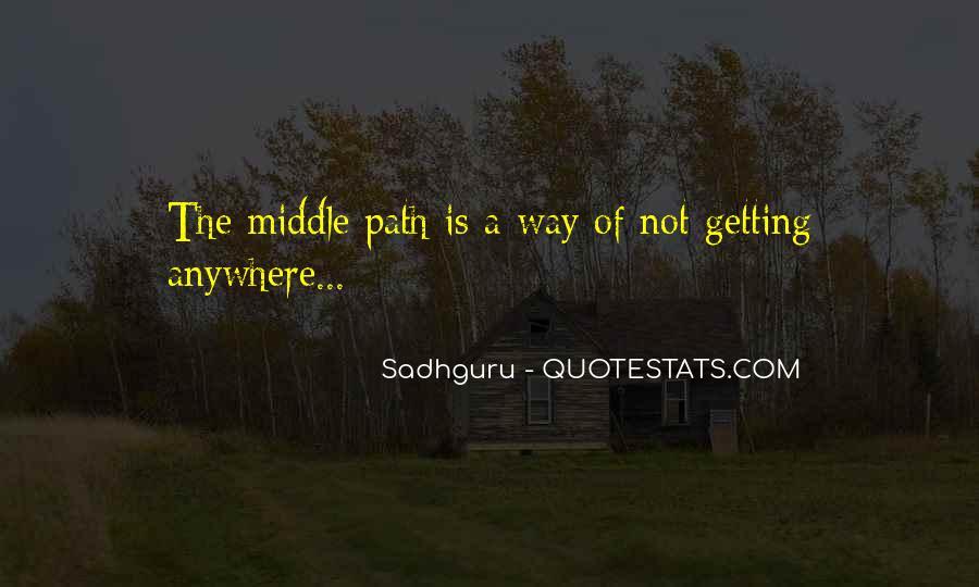 Sadhguru Quotes #62344