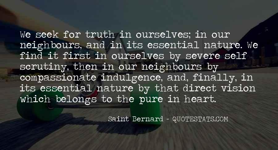 Saint Bernard Quotes #1834125