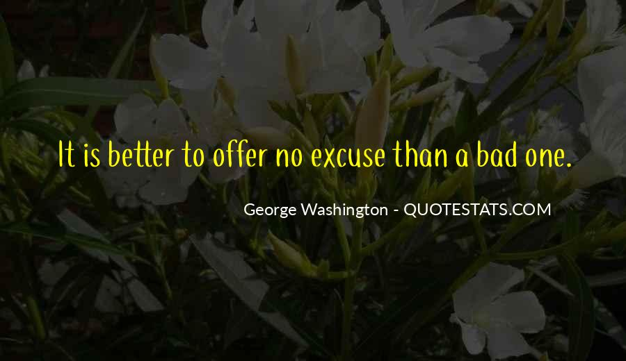 Quotes About Lies And Excuses #1009472