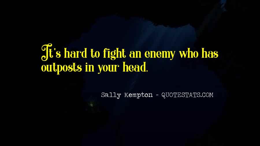 Sally Kempton Quotes #40337
