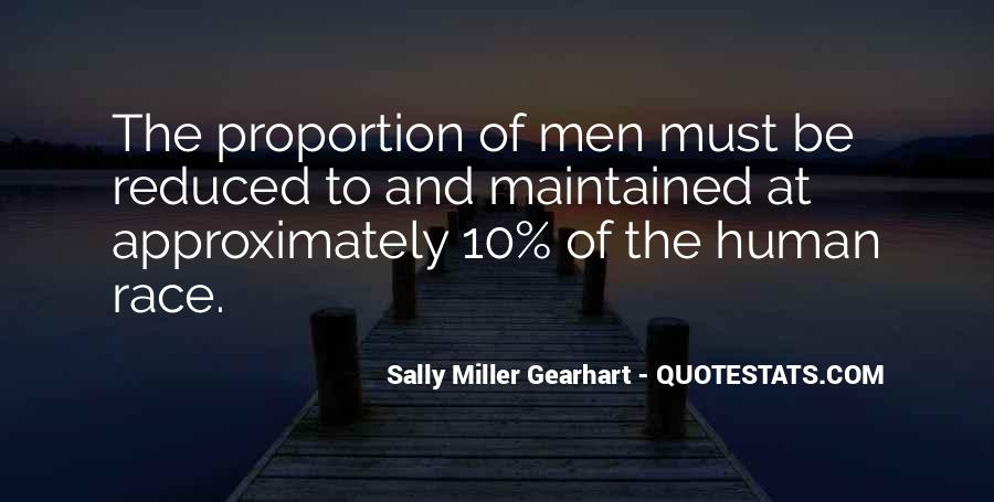 Sally Miller Gearhart Quotes #1447430