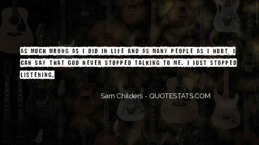 Sam Childers Quotes #1042339