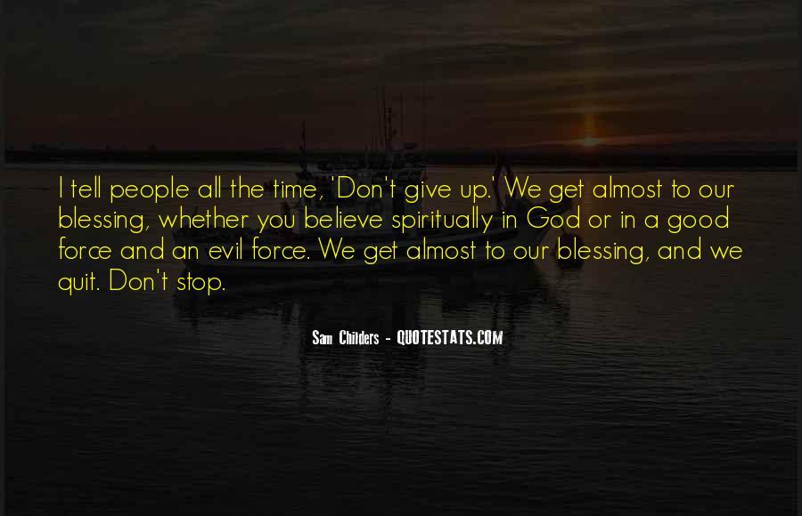 Sam Childers Quotes #105368