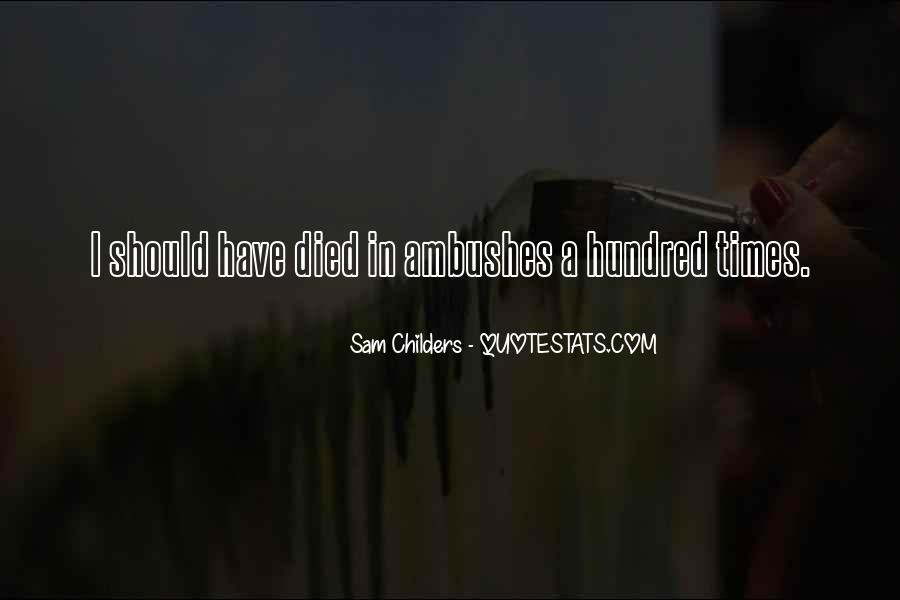 Sam Childers Quotes #1697743