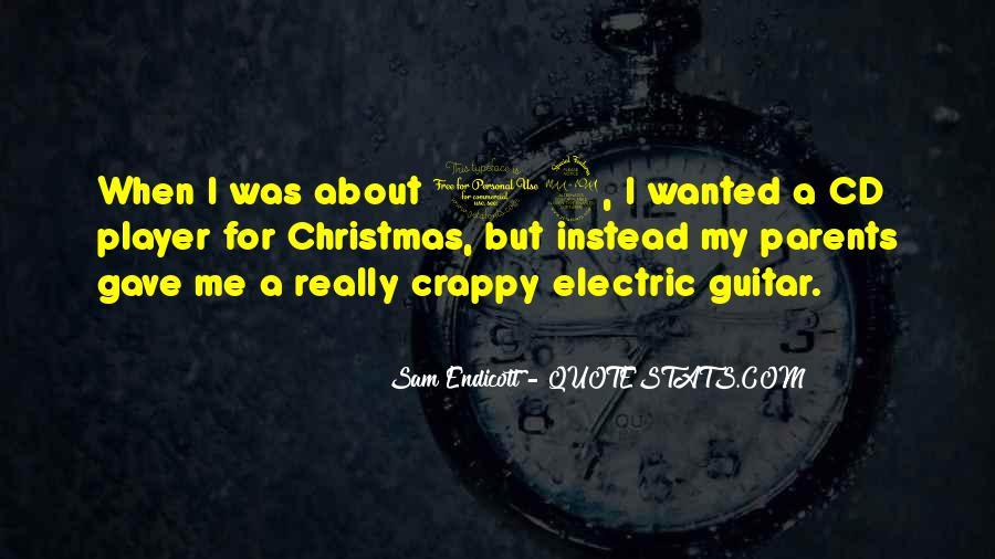 Sam Endicott Quotes #1209065