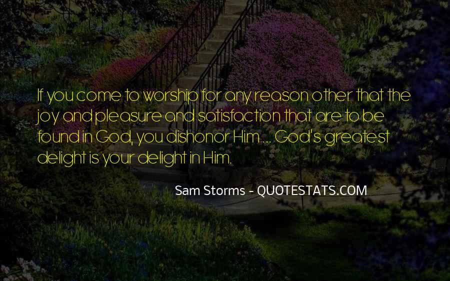 Sam Storms Quotes #1266696