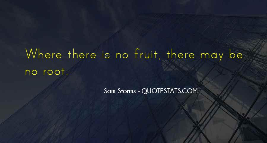 Sam Storms Quotes #1446734