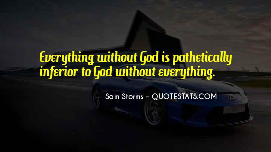Sam Storms Quotes #303358