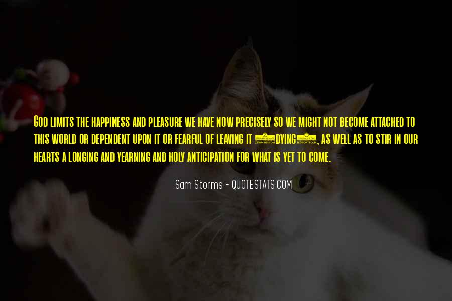 Sam Storms Quotes #604628