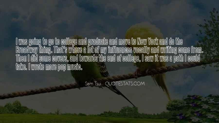 Sam Tsui Quotes #1851513