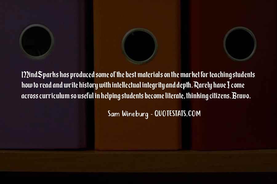 Sam Wineburg Quotes #1244655