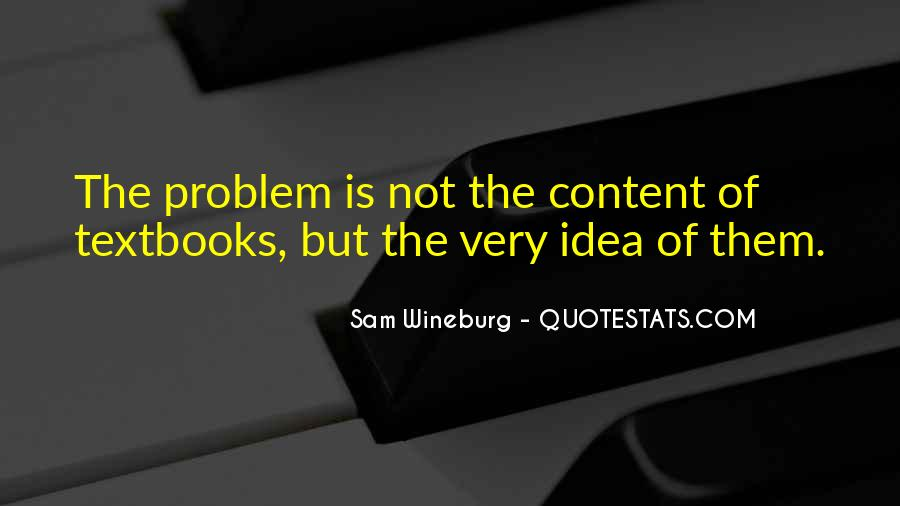 Sam Wineburg Quotes #1597816