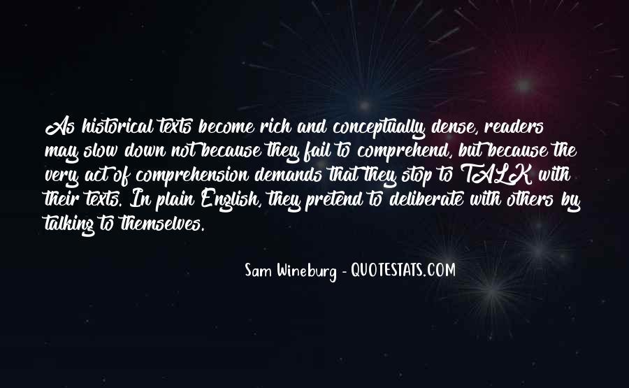 Sam Wineburg Quotes #986469