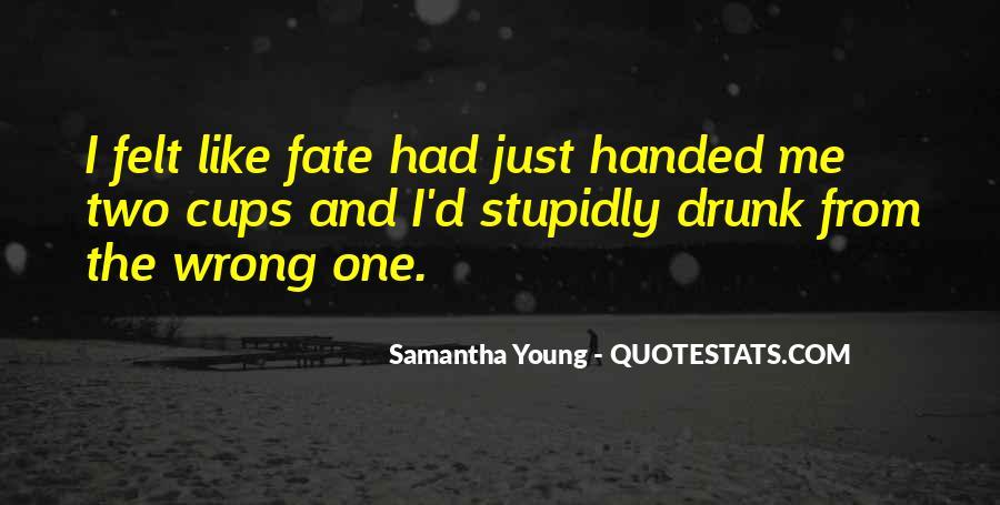 Samantha Young Quotes #107209