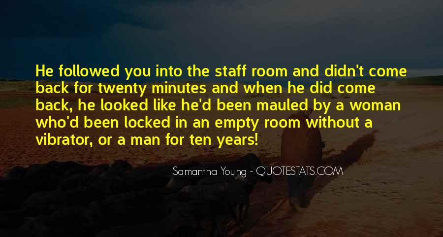 Samantha Young Quotes #114217