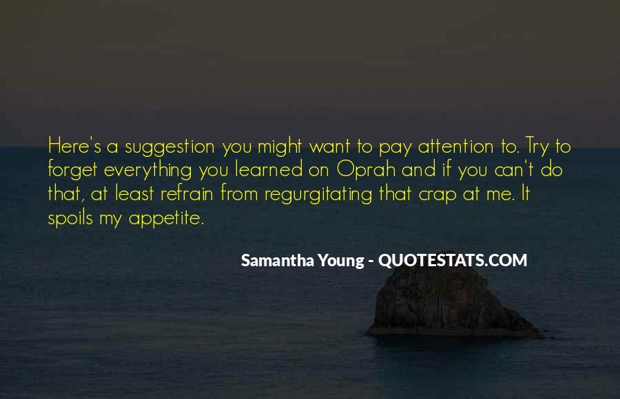 Samantha Young Quotes #149263