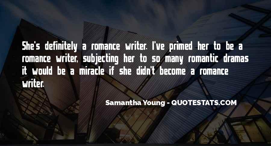 Samantha Young Quotes #154306
