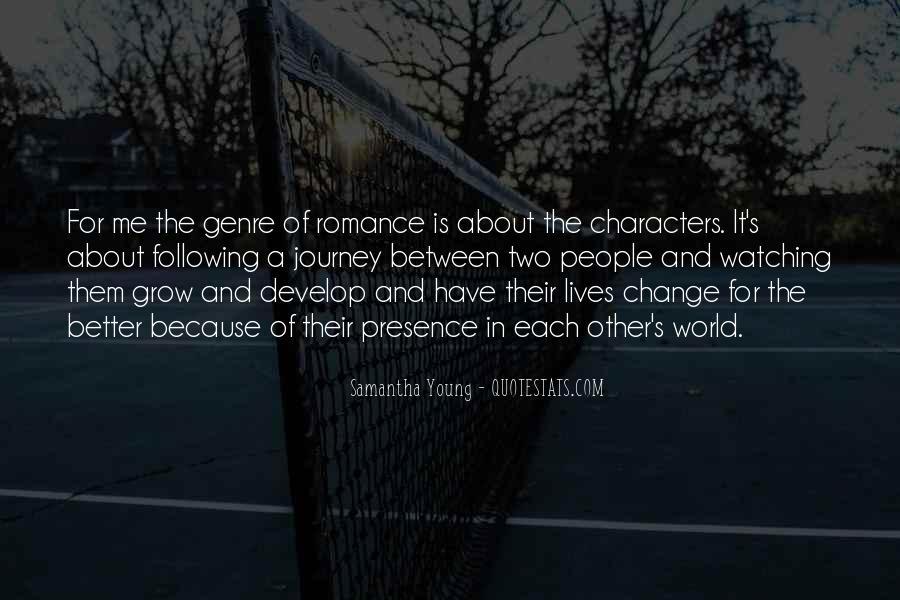 Samantha Young Quotes #160942