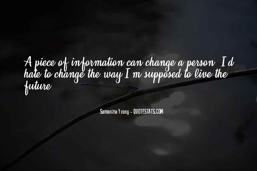 Samantha Young Quotes #182434