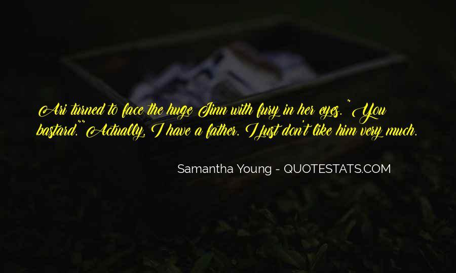 Samantha Young Quotes #201303