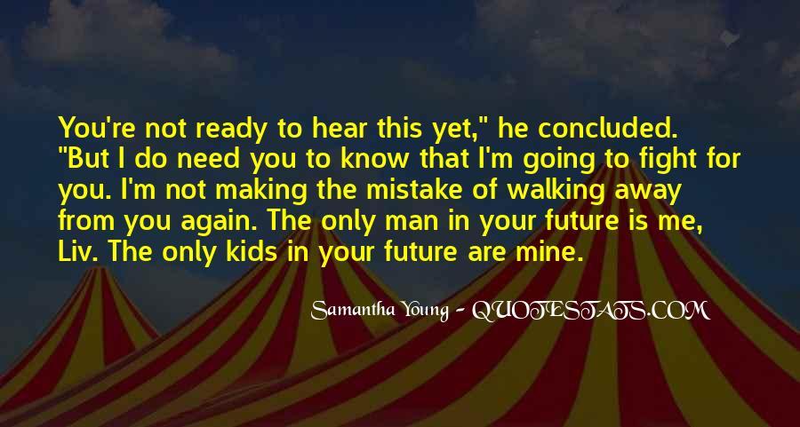 Samantha Young Quotes #206129