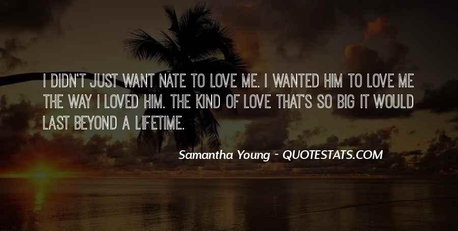 Samantha Young Quotes #212152
