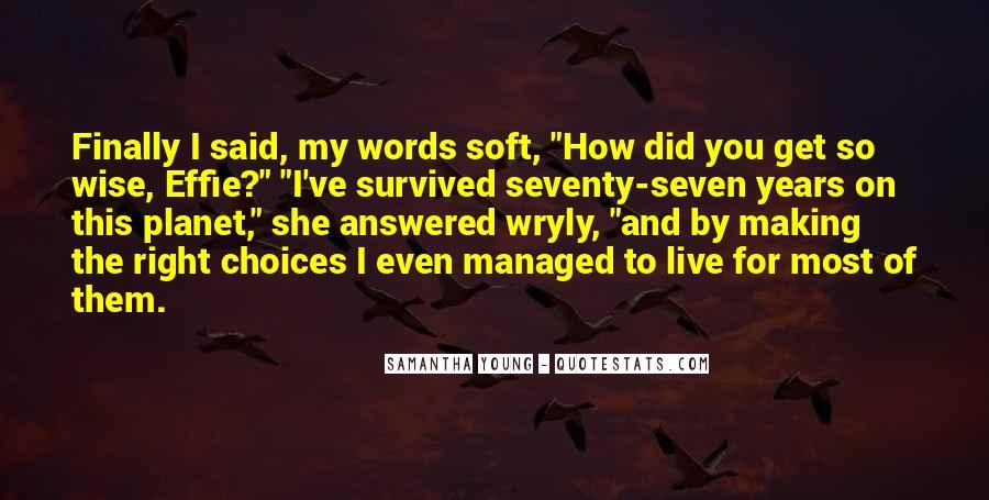 Samantha Young Quotes #225361