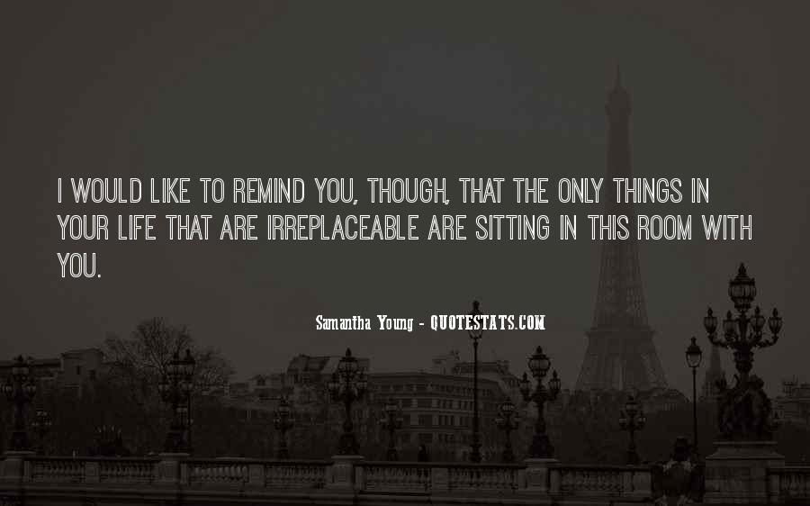 Samantha Young Quotes #243738