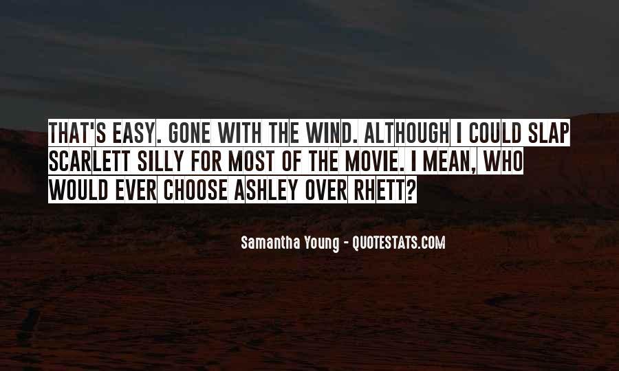 Samantha Young Quotes #244842