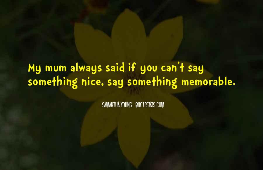 Samantha Young Quotes #310639