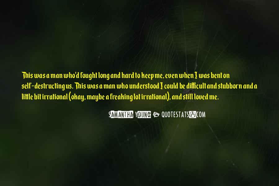 Samantha Young Quotes #387211