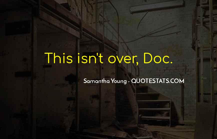 Samantha Young Quotes #393523