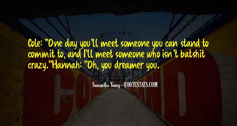 Samantha Young Quotes #449209