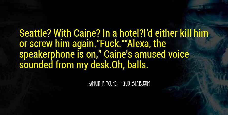 Samantha Young Quotes #454629