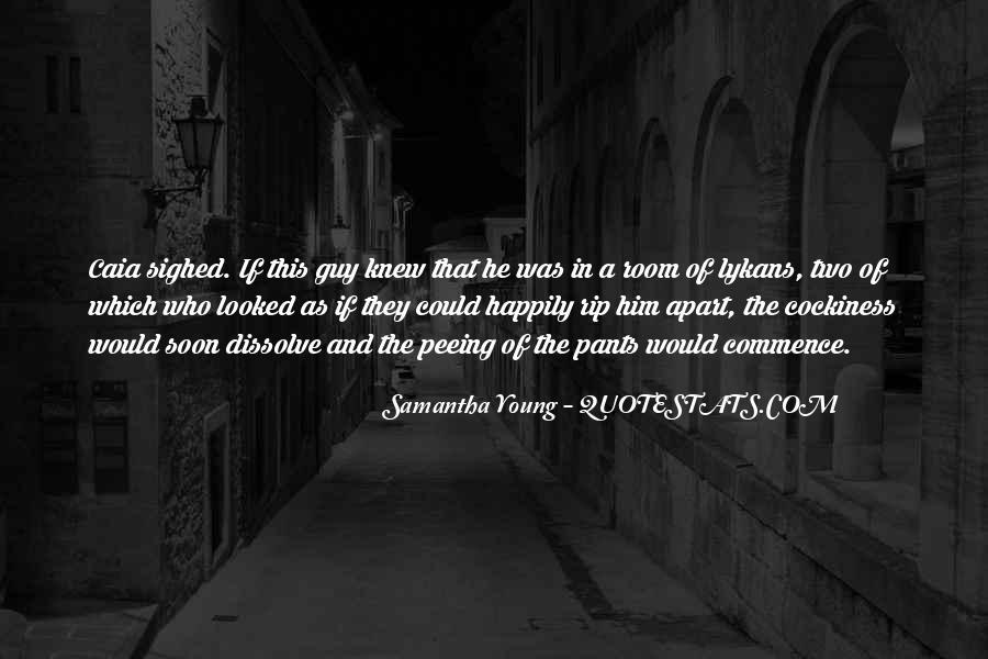 Samantha Young Quotes #460068