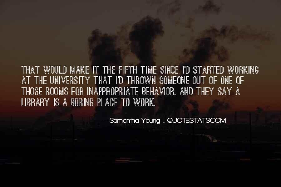 Samantha Young Quotes #461968