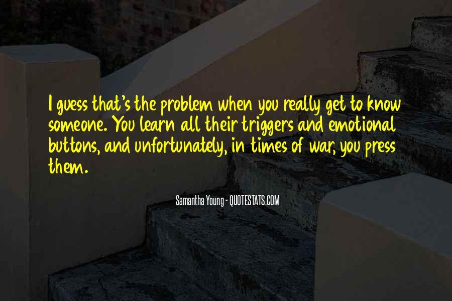 Samantha Young Quotes #463641