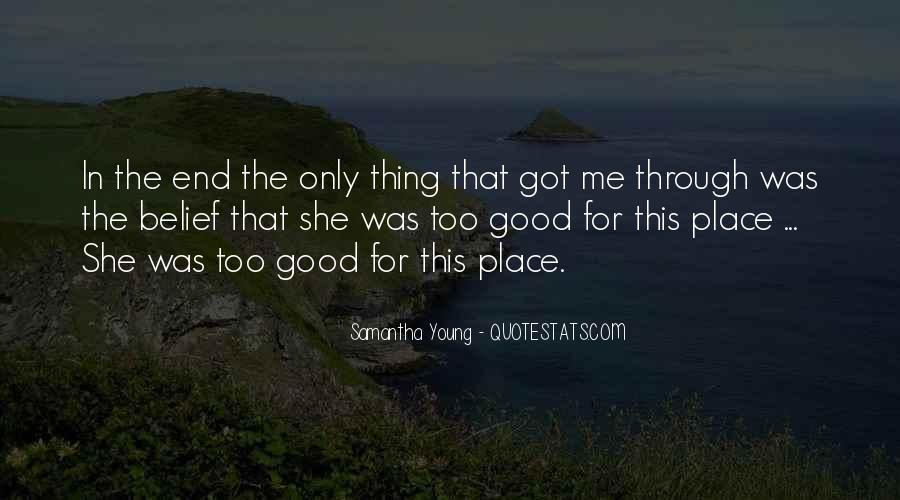 Samantha Young Quotes #465688