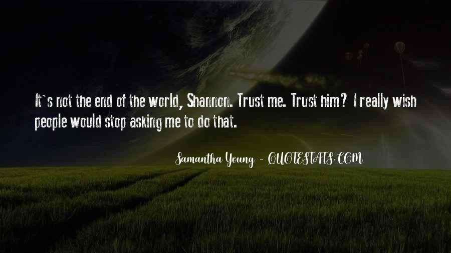 Samantha Young Quotes #529332