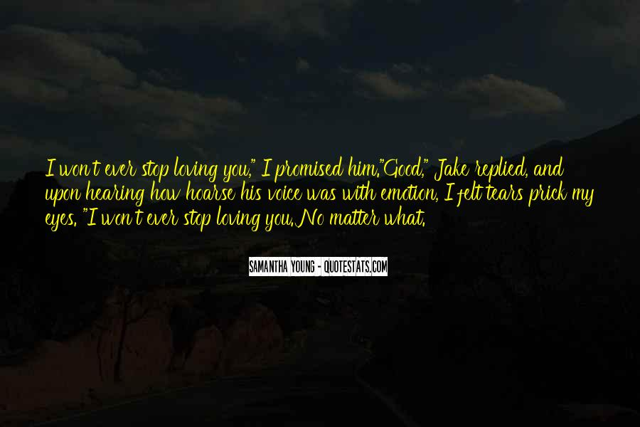 Samantha Young Quotes #538291