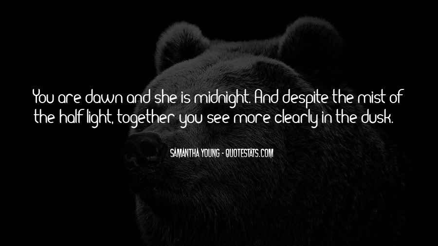 Samantha Young Quotes #542696