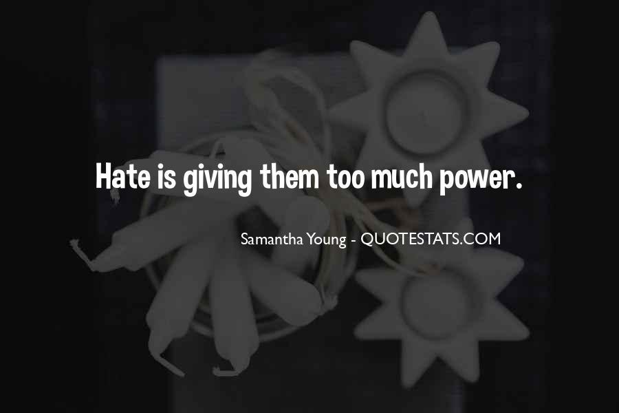 Samantha Young Quotes #5890