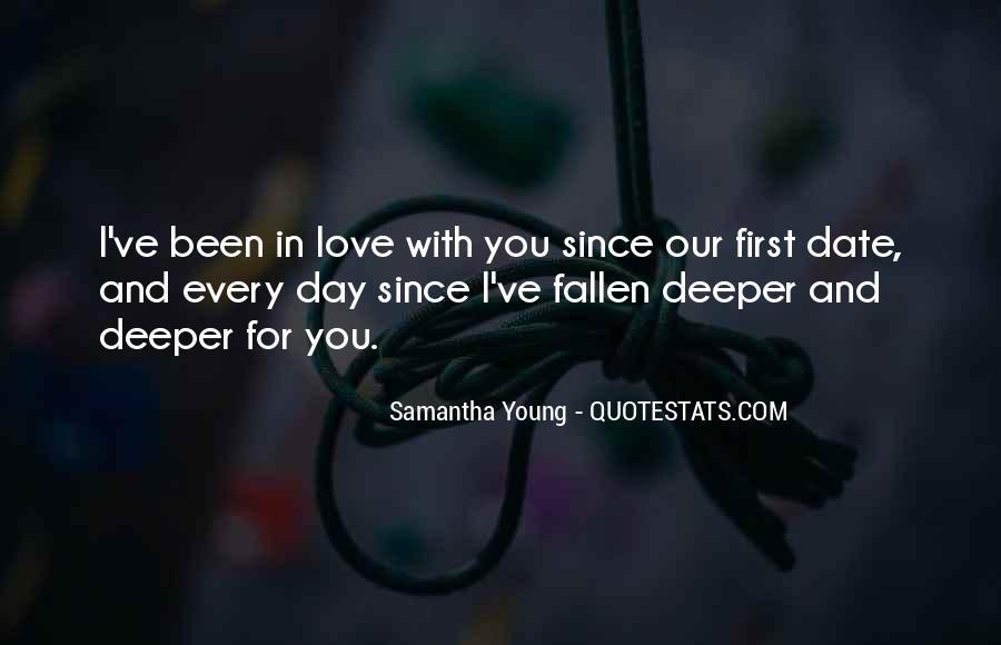Samantha Young Quotes #62332