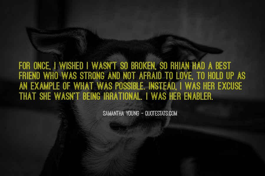 Samantha Young Quotes #70921