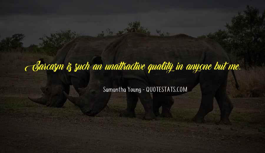 Samantha Young Quotes #74691